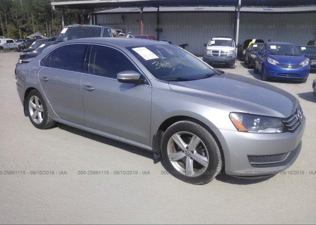 Inventory #186887082 2014 Volkswagen PASSAT