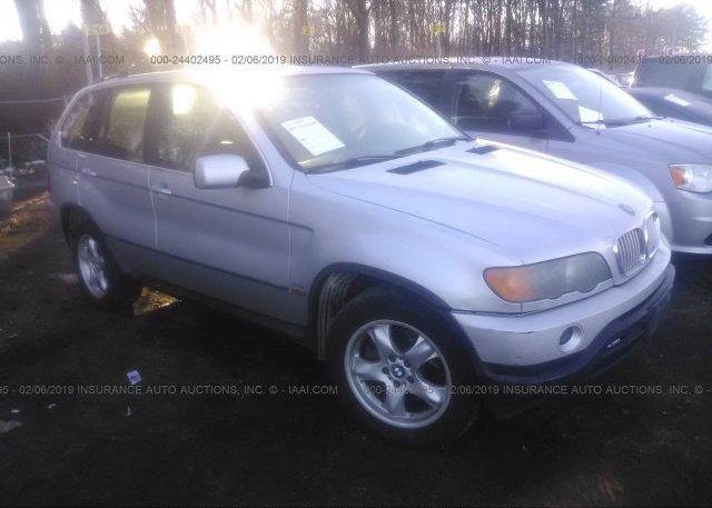 Inventory #464150898 2001 BMW X5