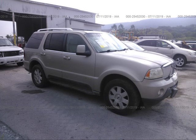 Inventory #685544106 2005 Lincoln AVIATOR