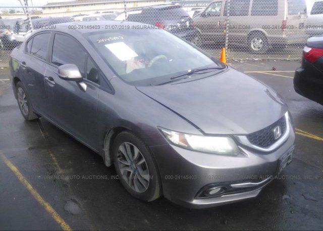 Inventory #663554160 2013 Honda CIVIC
