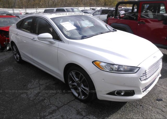 Inventory #511455716 2014 FORD FUSION