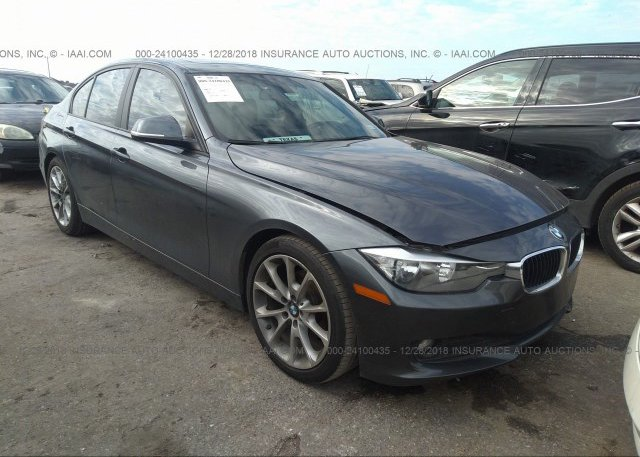 Inventory #807136104 2014 BMW 320