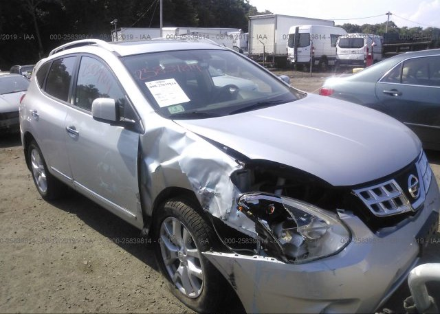 Inventory #870249585 2011 Nissan ROGUE