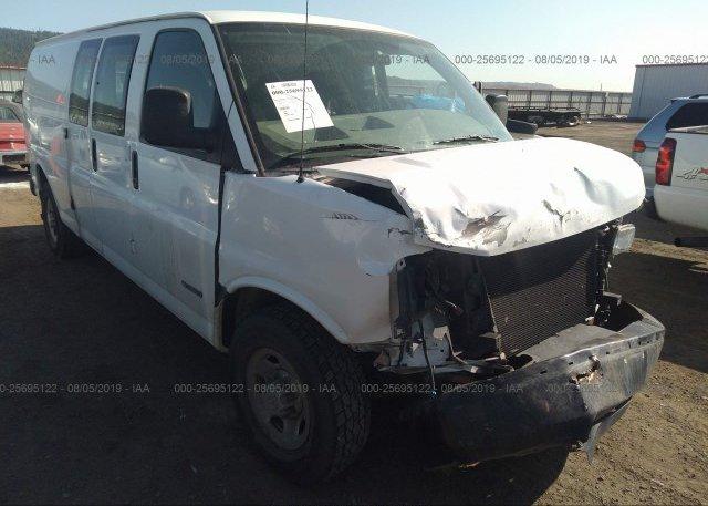 Inventory #789316873 2006 Chevrolet EXPRESS G3500