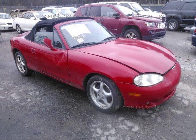 Inventory #409102714 2002 Mazda MX-5 MIATA