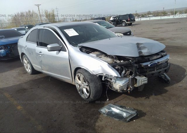 Inventory #847604618 2012 FORD FUSION