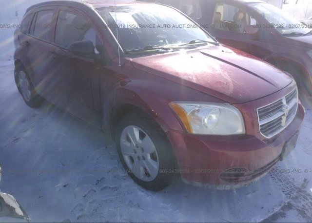 Inventory #162084432 2007 Dodge CALIBER