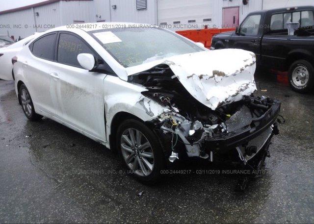 Inventory #391238760 2014 Hyundai ELANTRA