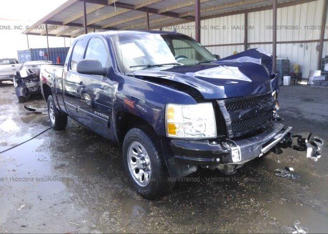 Inventory #830188388 2010 Chevrolet SILVERADO