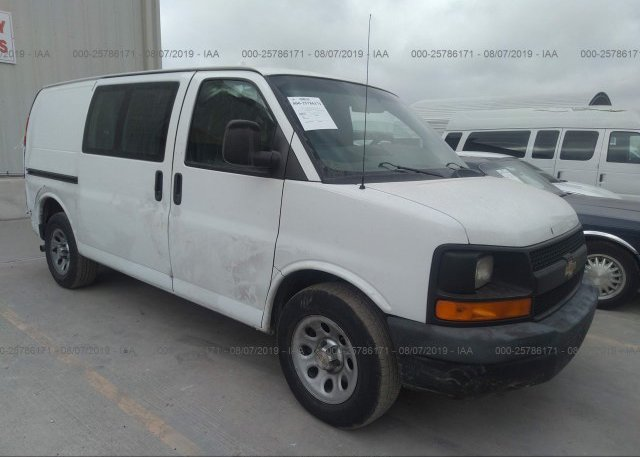 Inventory #532568688 2013 Chevrolet Express G1500