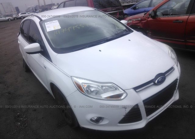 Inventory #944495712 2012 FORD FOCUS