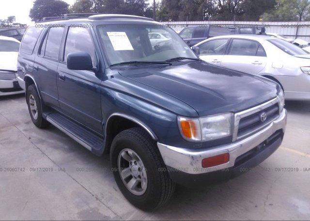 Inventory #391380617 1997 Toyota 4RUNNER