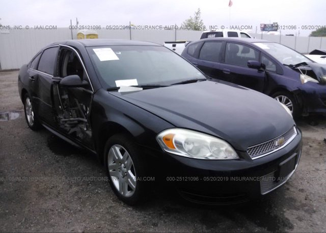 Inventory #446128954 2014 Chevrolet IMPALA LIMITED