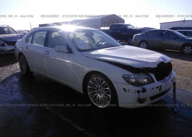 Inventory #317547375 2006 BMW 750