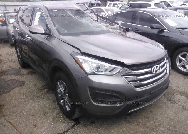 Inventory #866494013 2016 Hyundai SANTA FE SPORT