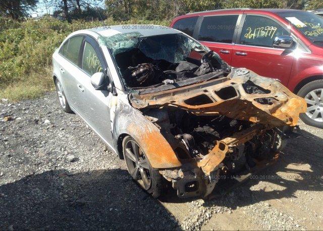 Inventory #543285640 2014 Chevrolet CRUZE