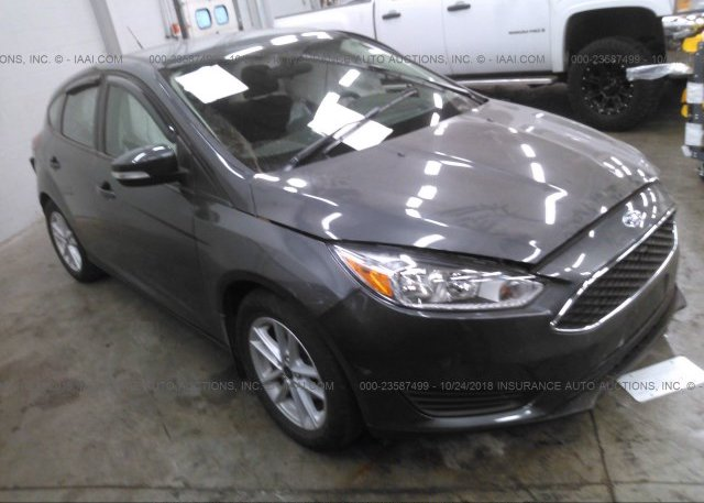 Inventory #459703579 2017 FORD FOCUS