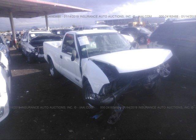 Inventory #507435605 1998 Chevrolet S TRUCK