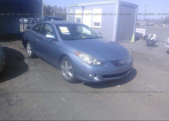 Inventory #187007726 2004 Toyota CAMRY SOLARA