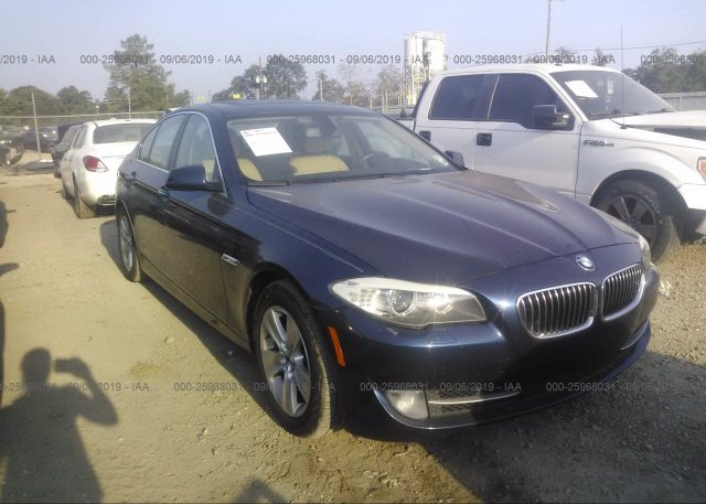 Inventory #754066401 2013 BMW 528