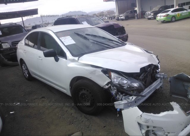 Inventory #580059349 2015 Subaru IMPREZA
