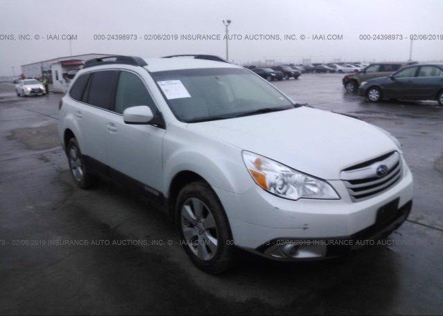 Inventory #645237970 2010 Subaru OUTBACK