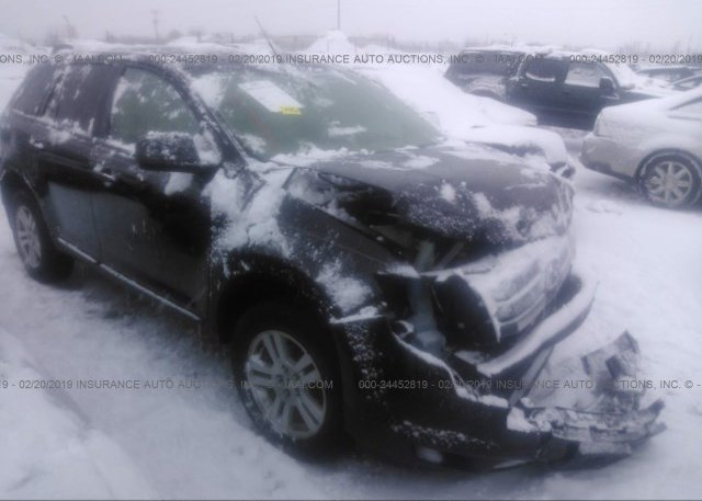 Inventory #206384887 2007 FORD EDGE