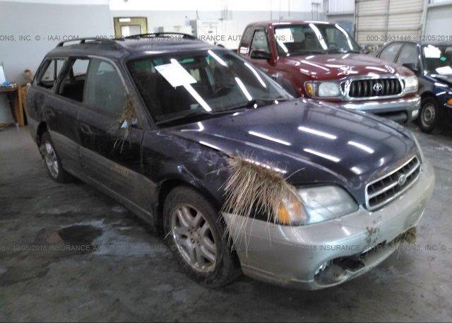 Inventory #281344716 2001 Subaru LEGACY