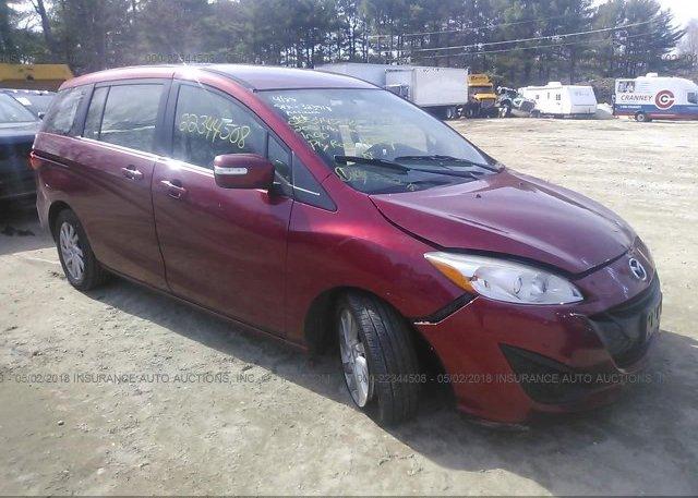 Inventory #715130878 2013 Mazda 5