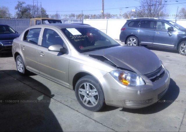 Inventory #182500523 2005 Chevrolet COBALT