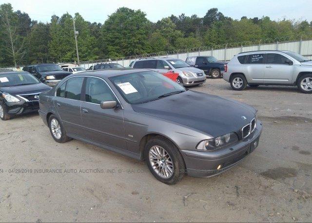 Inventory #982981851 2002 BMW 530