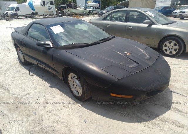 Inventory #822705438 1993 Pontiac FIREBIRD