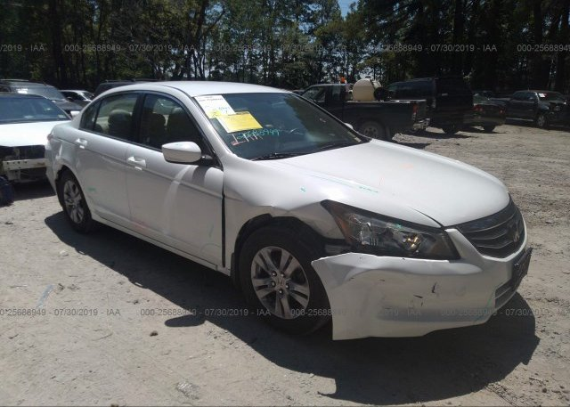 Inventory #631774165 2012 Honda ACCORD