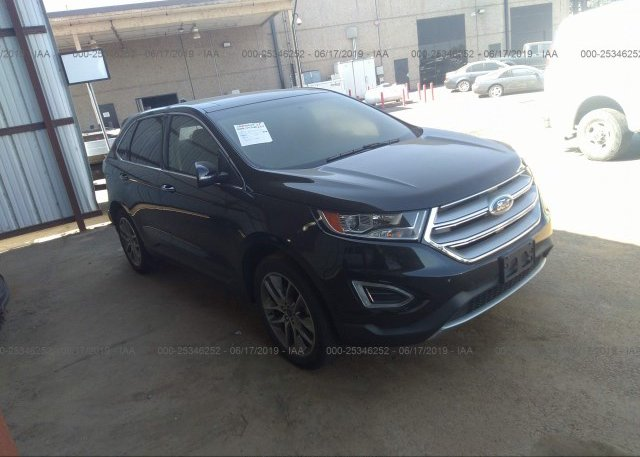 Inventory #284117120 2015 FORD EDGE
