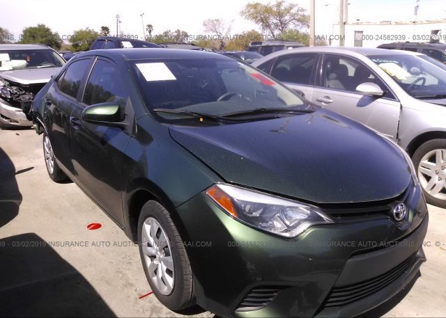 Inventory #840157467 2014 Toyota COROLLA