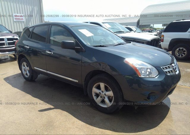 Inventory #316917347 2012 Nissan ROGUE