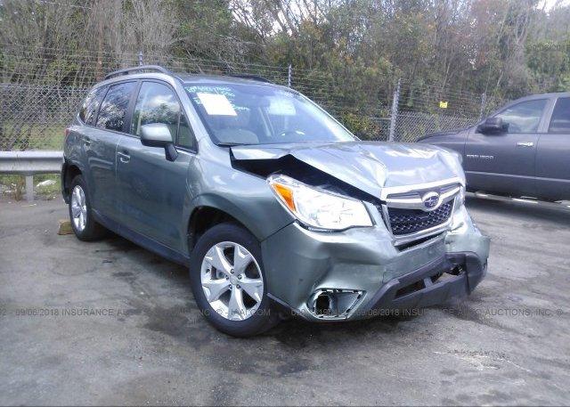 Inventory #166260185 2016 Subaru FORESTER