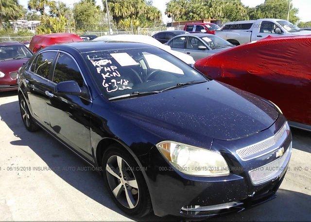 Inventory #764525847 2011 Chevrolet MALIBU