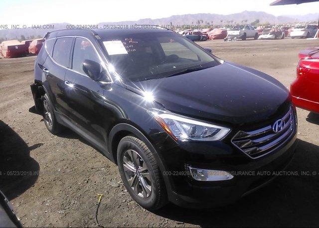 Inventory #671368642 2015 Hyundai SANTA FE SPORT
