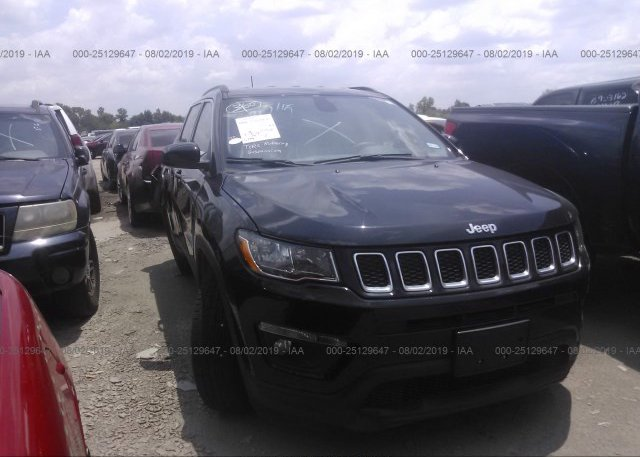 Inventory #397829405 2018 JEEP COMPASS