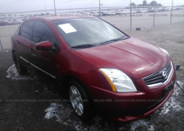 Inventory #464108279 2012 Nissan SENTRA