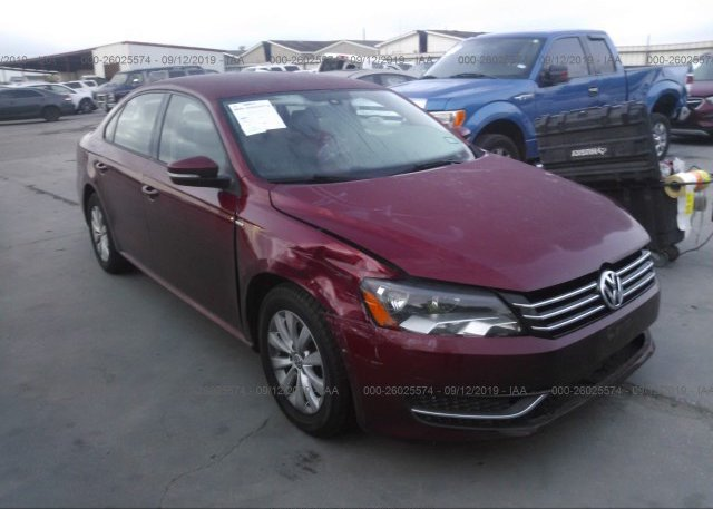 Inventory #839638967 2015 Volkswagen PASSAT