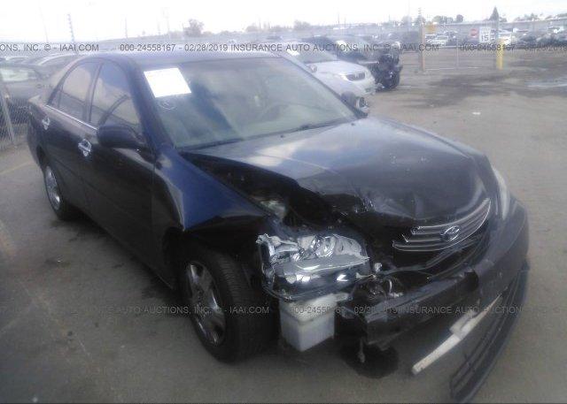 Inventory #628283272 2006 Toyota CAMRY