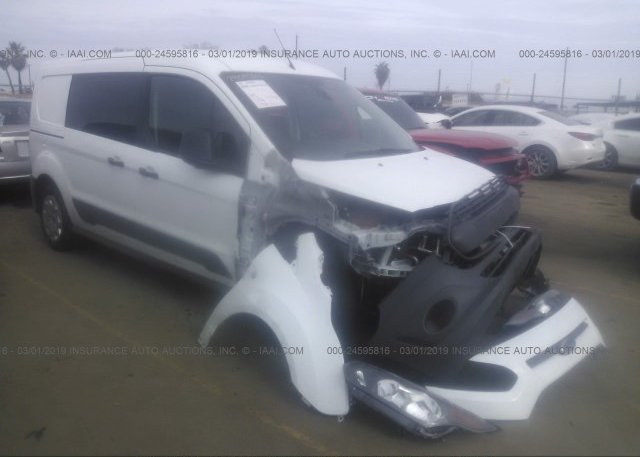 Inventory #957997458 2017 FORD TRANSIT CONNECT