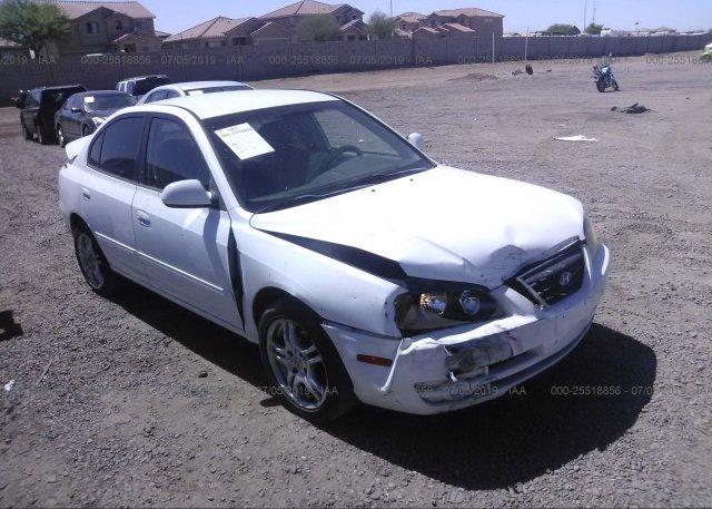 Inventory #361065409 2004 Hyundai ELANTRA