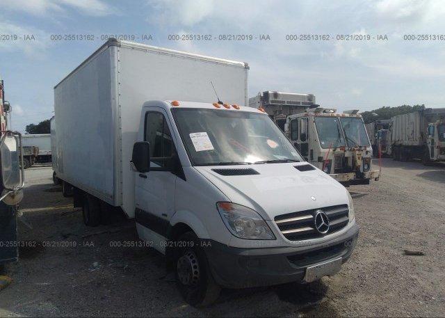 Inventory #954747462 2012 MERCEDES-BENZ 3500 SPRINTER