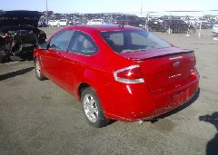 2008 FORD FOCUS - 1FAHP33N68W127163 [Angle] View