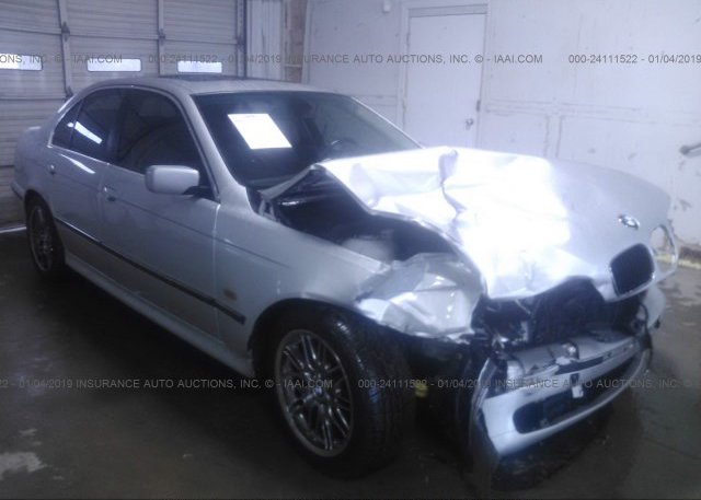 Inventory #630714861 2000 BMW 528