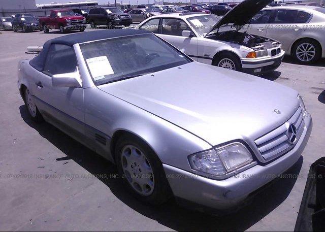 Inventory #686533115 1995 Mercedes-benz SL