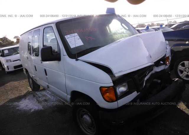 Inventory #909528761 2005 FORD ECONOLINE